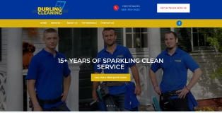 durlingcleaning.com