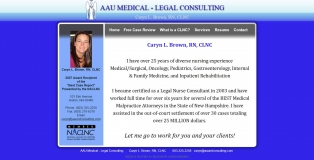 aaumlconsulting.com