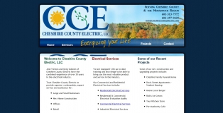 cheshirecountyelectric.com