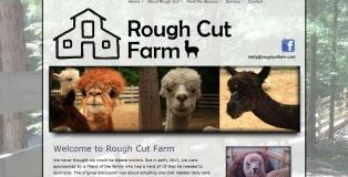 roughcutfarm.com