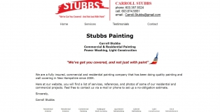 stubbspainting.net