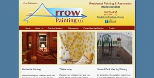 arrowpaintingllc.com