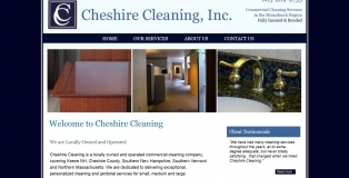 cheshirecleaning.com