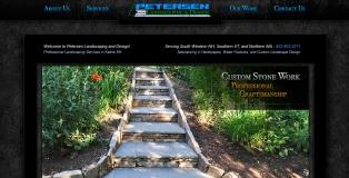 petersenlandscapinganddesign.com
