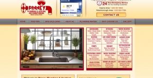 pinneyplumbing.com